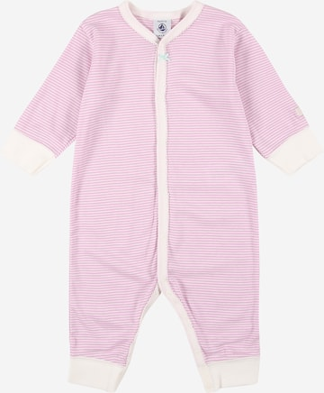 PETIT BATEAU Overall in Pink