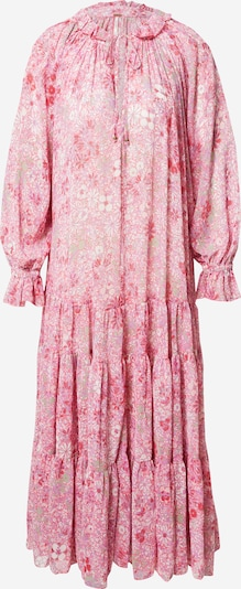 Free People Dress 'FEELING GROOVY' in Pink / White, Item view