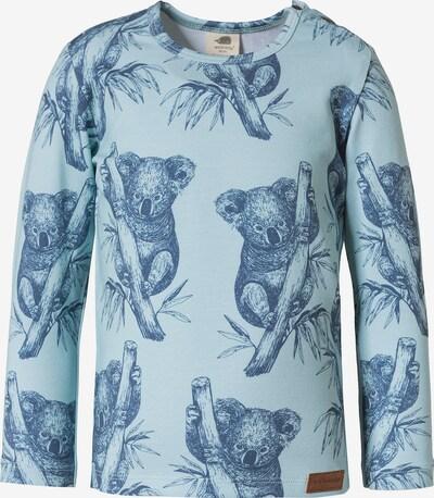 Walkiddy Shirt in blau / hellblau, Produktansicht