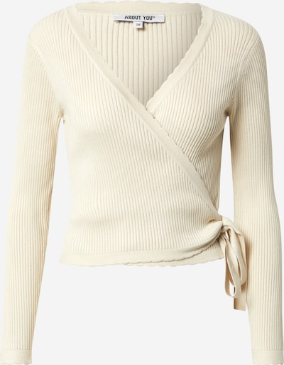 ABOUT YOU Cardigan 'Shelly' in nude, Produktansicht
