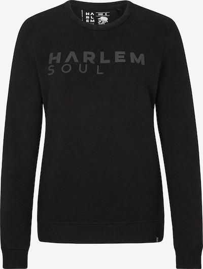 Harlem Soul Sweatshirt 'Lond-Don' in schwarz, Produktansicht