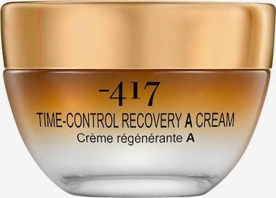 -417 Gesichtspflege 'Recovery A' in weiß, Produktansicht