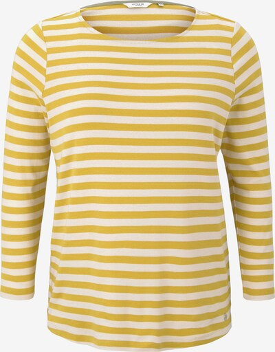 MY TRUE ME Shirt in Yellow / White, Item view