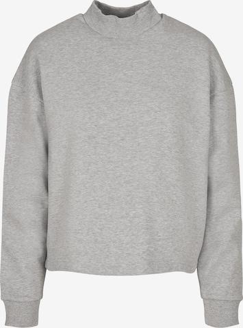 Urban Classics Sweatshirt in Grau