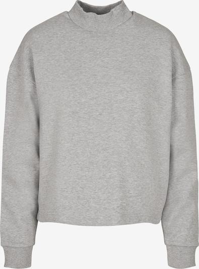 Urban Classics Curvy Sweat-shirt en gris clair, Vue avec produit