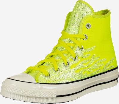 CONVERSE Schuhe ' Chuck 70 Hi ' in neongelb, Produktansicht