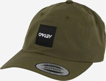OAKLEY Sportcap i grønn