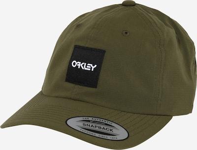OAKLEY Casquette de sport en olive / noir, Vue avec produit