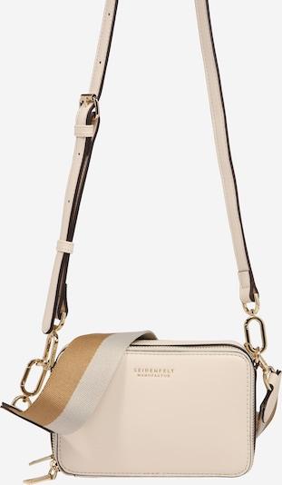Seidenfelt Manufaktur Tasche 'Falun' in beige, Produktansicht