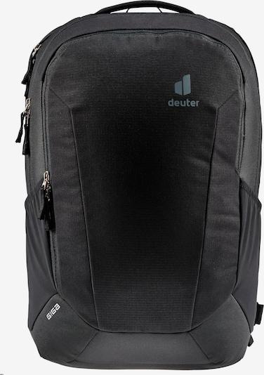 DEUTER Rucksack 'Giga' in rauchgrau / schwarz / weiß, Produktansicht