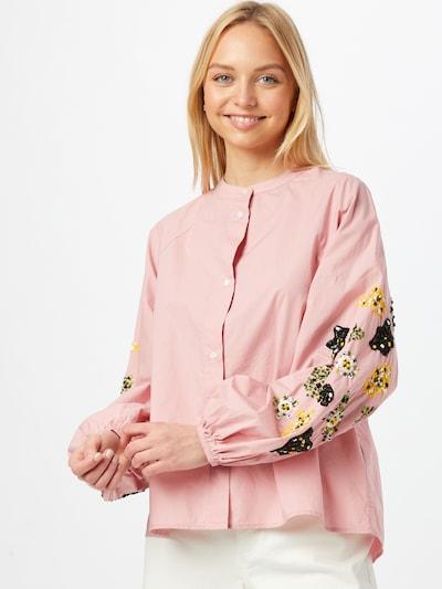 Bluză 'Zates' Essentiel Antwerp pe mai multe culori / roz, Vizualizare model