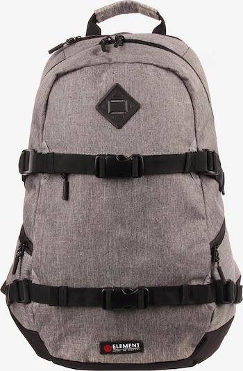 ELEMENT Rucksack in grau / schwarz, Produktansicht