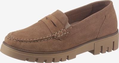 WALDLÄUFER Schuh in hellbraun, Produktansicht