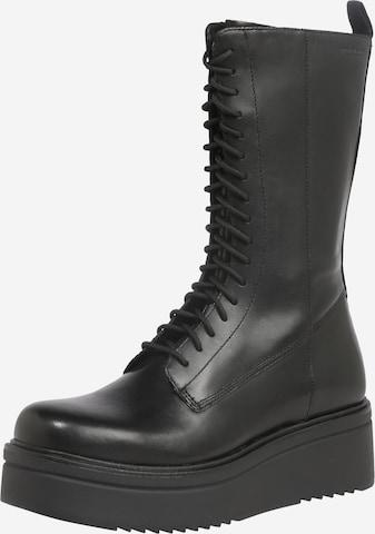 juoda VAGABOND SHOEMAKERS Suvarstomieji kulkšnis dengiantys batai
