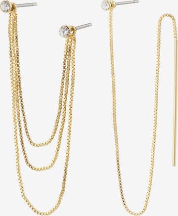 Pilgrim Earrings 'Kalinda' in Gold