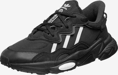 ADIDAS ORIGINALS Sneaker 'OZWEEGO' in schwarz / weiß, Produktansicht