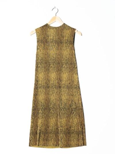Scarlett Kleid in XS-S in gold, Produktansicht