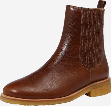 ANGULUS Chelsea Boots in Braun