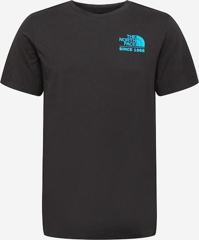 THE NORTH FACE Camiseta funcional 'Foundation' en turquesa / negro, Vista del producto
