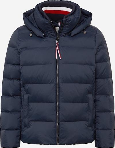 Tommy Hilfiger Curve Zimska jakna 'Global' u tamno plava, Pregled proizvoda