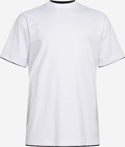 Urban Classics Big & Tall T-shirt i svart / vit, Produktvy