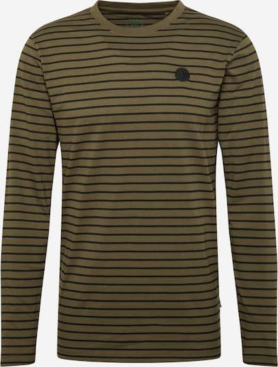 Kronstadt Shirt in de kleur Donkerblauw / Olijfgroen, Productweergave