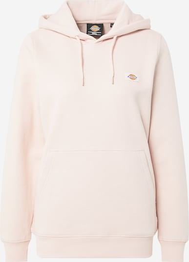DICKIES Sweatshirt 'Oakport' in Light blue / Light orange / Pastel pink, Item view