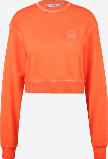 HI-TEC Pull-over 'NELLIE' en orange clair, Vue avec produit