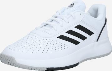 ADIDAS PERFORMANCE Sportschuh 'Courtsmash' in Weiß