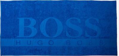 BOSS Strandtuch in blau, Produktansicht