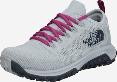 THE NORTH FACE Chaussure basse 'TRUXEL' en bleu foncé / gris / cyclamen, Vue avec produit