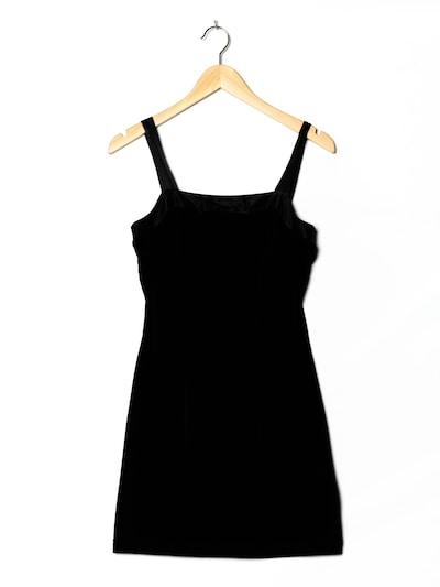 Just Choon Samtkleid in XS in schwarz, Produktansicht