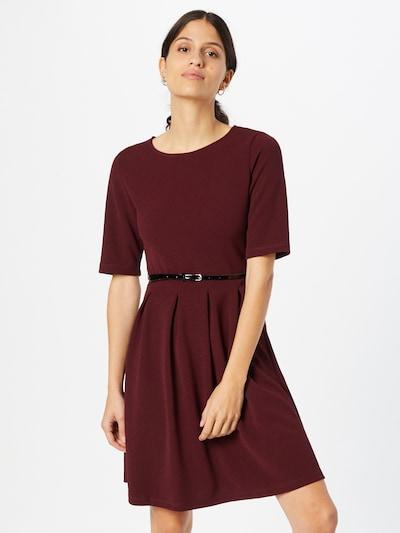 Rochie 'Regina' ABOUT YOU pe roșu bordeaux, Vizualizare model