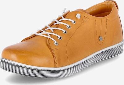 ANDREA CONTI Schnürschuhe in orange, Produktansicht