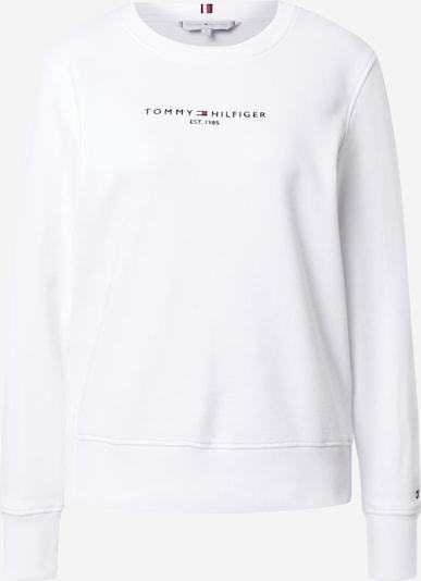 TOMMY HILFIGER Sudadera en navy / rojo vivo / blanco, Vista del producto