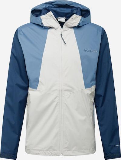 Geacă outdoor COLUMBIA pe albastru / albastru închis / alb, Vizualizare produs