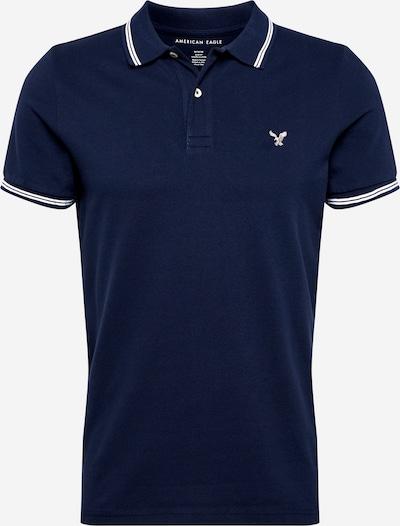 American Eagle Tričko - námořnická modř / bílá, Produkt