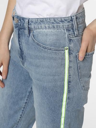 ARMANI EXCHANGE Boyfriend Jeans in blue denim, Produktansicht