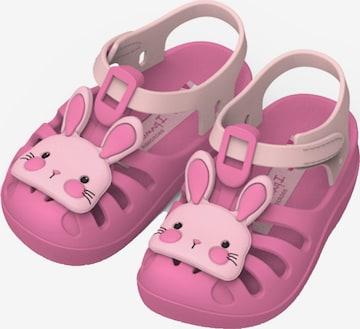 Ipanema Badeschuhe 'SUMMER VII' in Pink