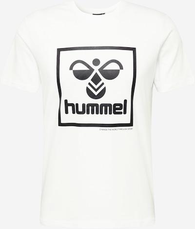 Hummel T-Shirt fonctionnel 'hmlISAM' en noir / blanc, Vue avec produit