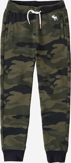 Abercrombie & Fitch Trousers in khaki / black, Item view