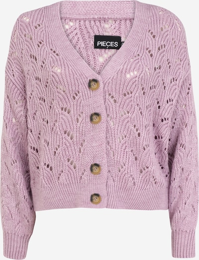Pieces Petite Knit Cardigan 'CHLOE' in Orchid, Item view