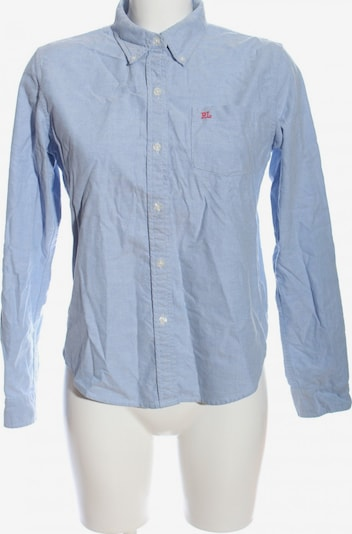 Polo Jeans Hemd-Bluse in S in blau, Produktansicht