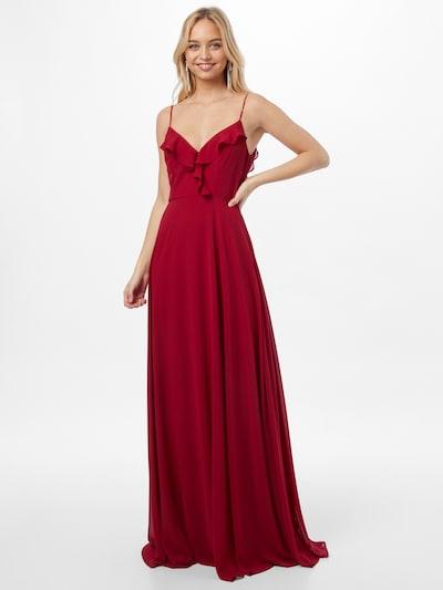 STAR NIGHT Kleid in beere, Modelansicht