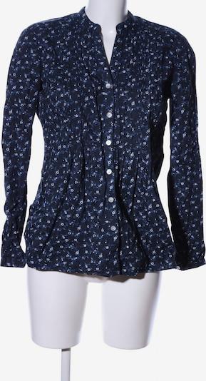 BC Fashion Langarm-Bluse in S in blau / schwarz / weiß, Produktansicht