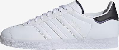 ADIDAS ORIGINALS Sneaker 'Gazelle' in schwarz / weiß, Produktansicht