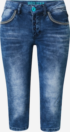 Jeans 'LY:LI' Soccx pe albastru denim, Vizualizare produs