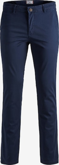 JACK & JONES Chino trousers 'NOOS - JJIMARCO JJBOWIE SA NAVY BLAZER NOOS' in navy, Item view