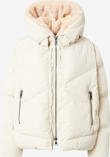 BLONDE No. 8 Chaqueta de invierno 'SNOW' en crema, Vista del producto