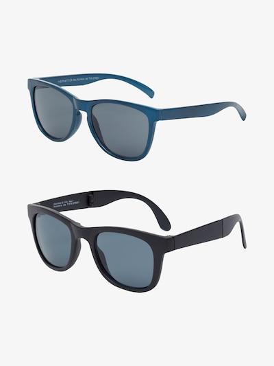 NAME IT Слънчеви очила в синьо / черно, Преглед на продукта